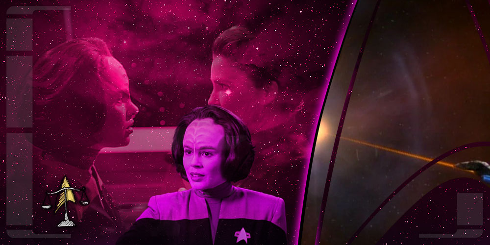 """header The Measure of an Episode - Voyager """"Parallax"""""""