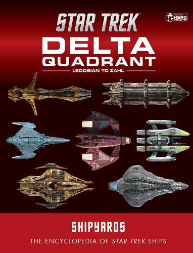 The Delta Quadrant Vol. 2 - Ledosian to Zahl cover