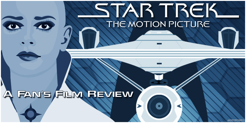 01 Star Trek The Motion Picture Banner PNG