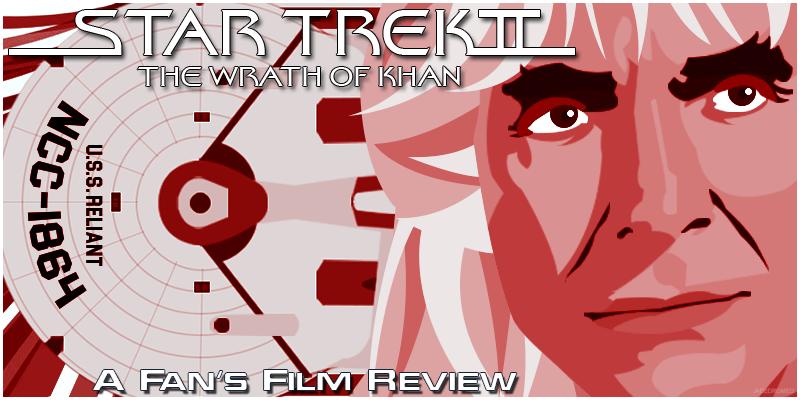 02 Star Trek II The Wrath Of Khan Banner PNG