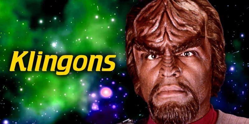 Klingon Header