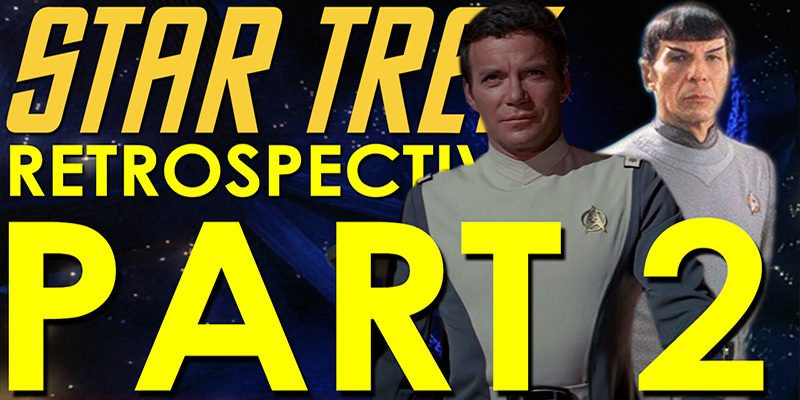 Feature Image RJC - Star Trek Retrospective - Pt2 - Star Trek The Motion Picture