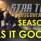 RJC - Star Trek: Discovery Season 3 (Spoilers) - Was it Good?