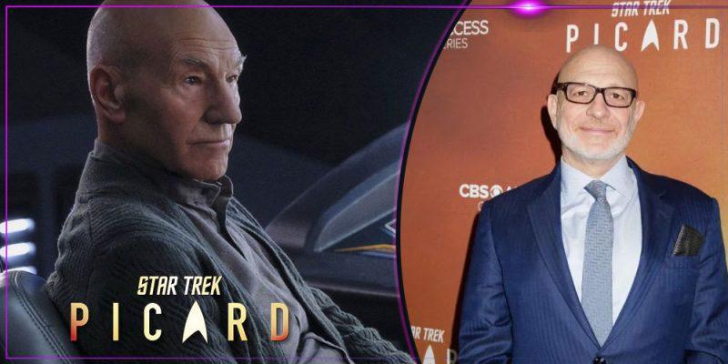 Akiva Goldsman On Picard Season 2, Filming News & Q's Return