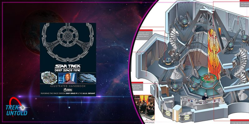 Review - Venture Back To DS9 With The Illustrated Handbook