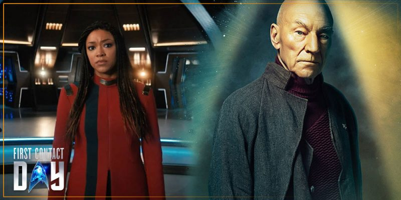 First Contact Day 2021 - Picard S2 & Discover S4 NEWS!