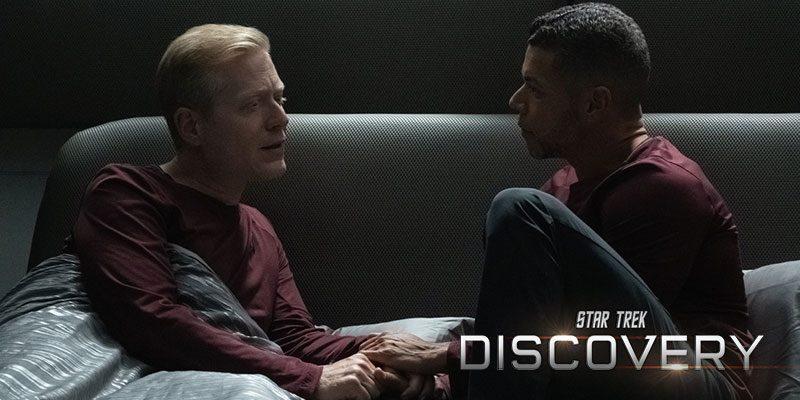 "Discovery S3 – EP6 – ""Scavengers"" – Burnham & Georgiou Go AWOL – Photos, Synopsis & More"