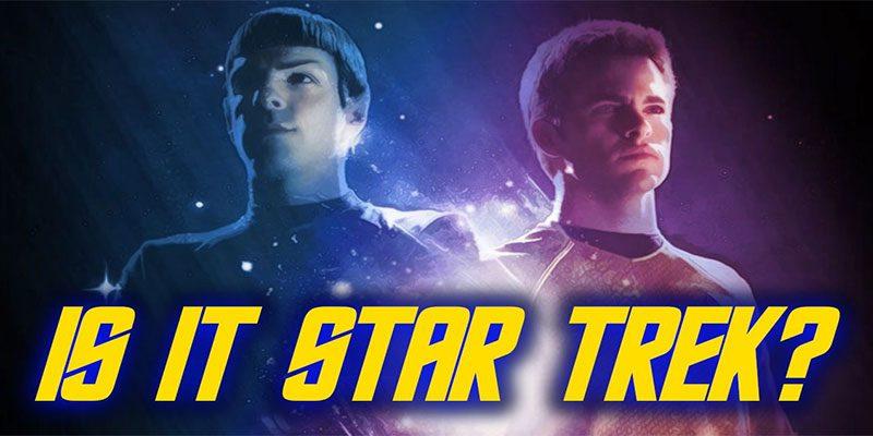 Jessie Gender - Is 'Star Trek (2009)' Really Trek? - RETROSPECTIVE Pt 2