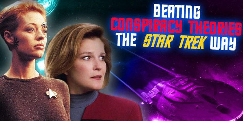 Jessie Gender - How Star Trek Voyager Defeated Conspiracy Theories With Empathy