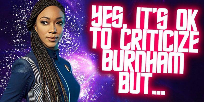 Jessie Gender - We Can't Ignore Michael Burnham's Blackness