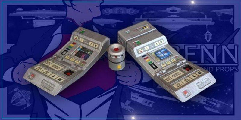 MrBenn Makes: 24th Century Medical & Science Tricorders