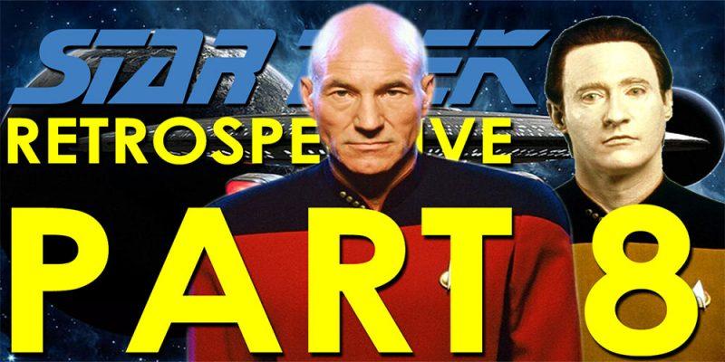 RJC – Star Trek Retrospective Pt8 - The Next Generation
