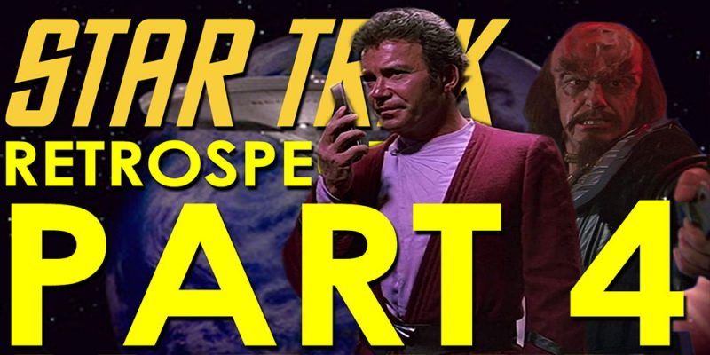 RJC - Star Trek Retrospective Pt 4 - Star Trek III: The Search for Spock