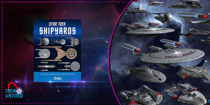 Review - The Star Trek Shipyards: 2151 - 2293 Encyclopedia