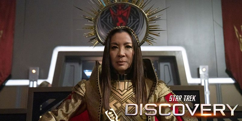 Review - A Return To The Mirror Universe In