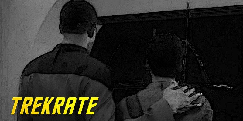 German Trekkie - Trekrate - 04 - DS9 The Emissary Part 1/2