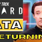 WDIM? - Data's Return, Lower Decks & Discovery News Plus New Contest !!!