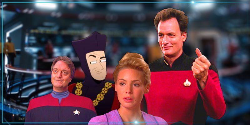 WDIM? - Star Trek History - The Q Continuum