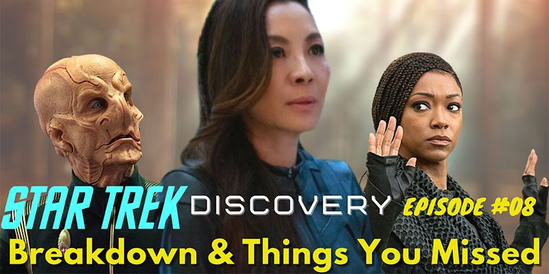 What Did I Miss? - Discovery Ep 8