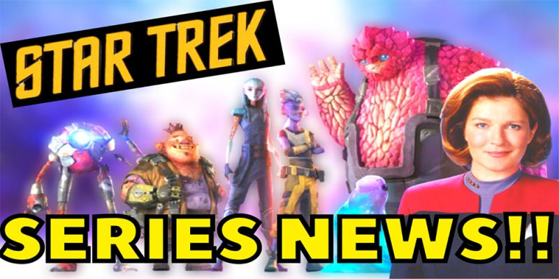 What Did I Miss? - Star Trek News: Prodigy FIRST LOOK & 2021 New Series Details