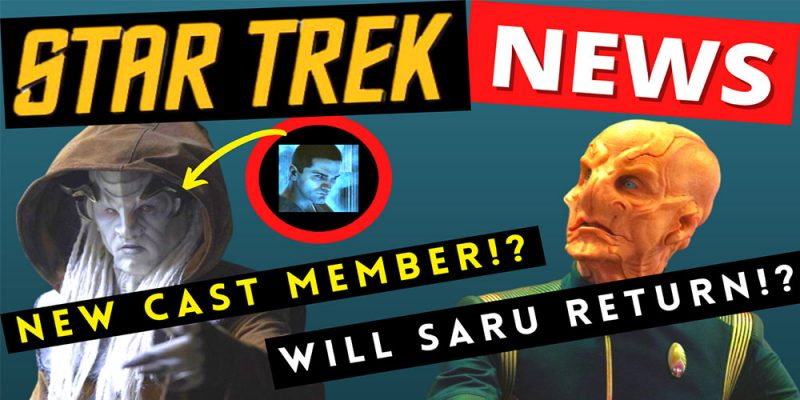 What Did I Miss? - Star Trek Update: New Cast Member on Discovery?