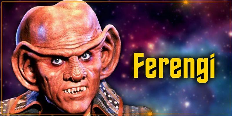 Orange River Media - History Of The Ferengi
