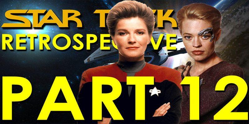 Header RJC – Star Trek Retrospective - Star Trek: Voyager