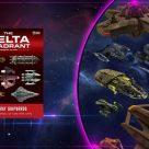 Header Book Review - The Delta Quadrant, Vol. 2 - Ledosian To Zahl