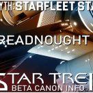 Header Truth OR Myth Beta Canon The Dreadnought Class