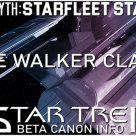 Header Truth OR Myth? Beta Canon - The Walker Class