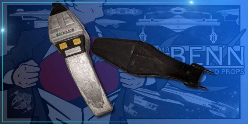 MrBenn Makes - The Late 2370s Type 2 Boomerang Phaser