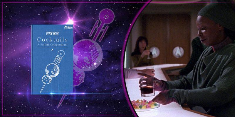 Review - Strange New Libations - Star Trek Cocktails