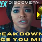 "What Did I Miss? – Discovery S3 Ep11 ""Su'Kal"" Breakdown & Things You Missed..."